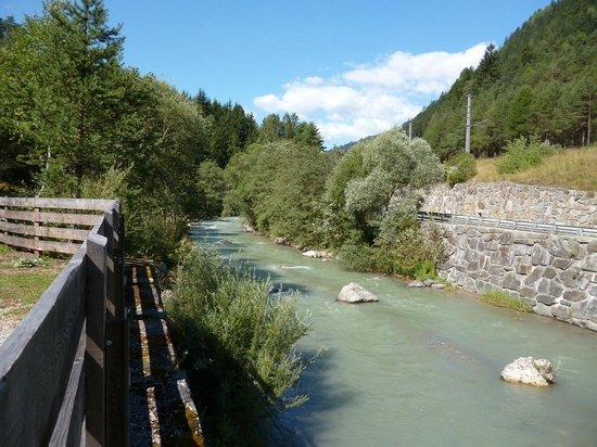 Drau Cycle Route: Fluss Drau