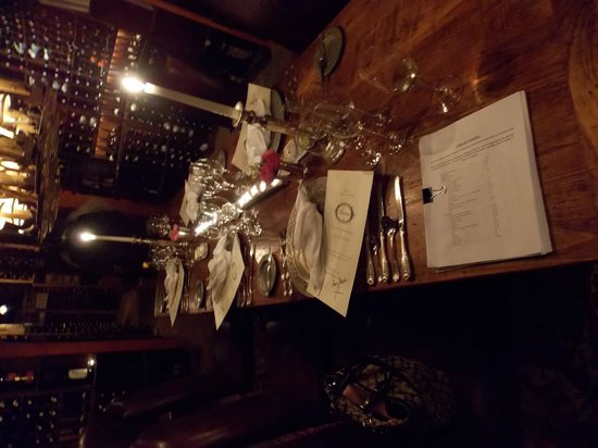 Antrim 1844 Country House Hotel: Wine Room 2
