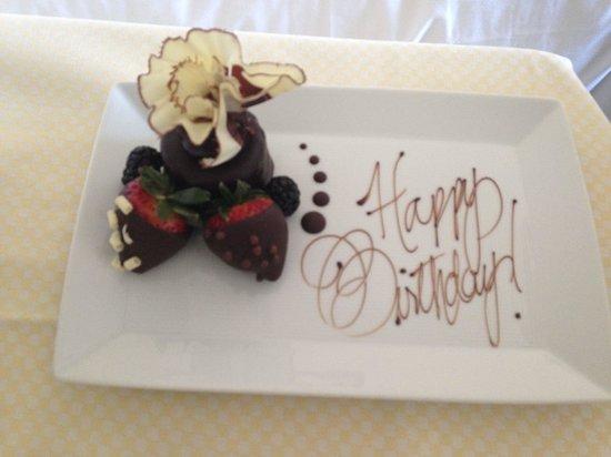 Four Seasons Hotel Boston: Thank you Four Seasons!