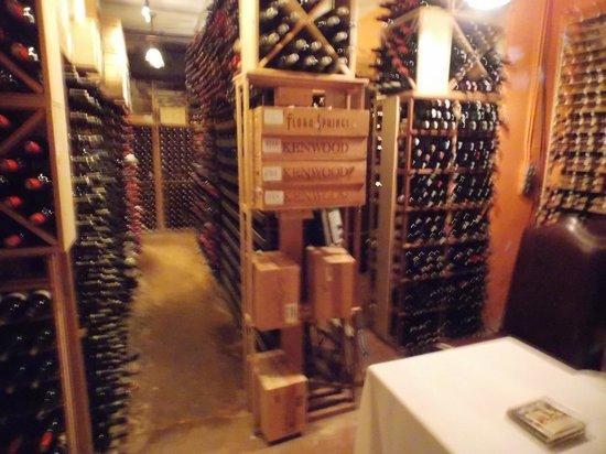 Antrim 1844: Wine Cellar