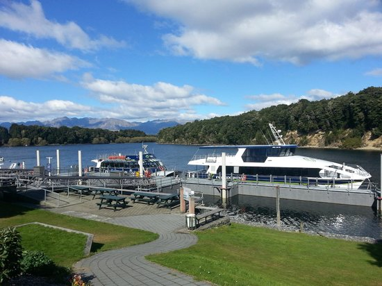 Doubtful Sound Cruise -Day Tours: The vessels