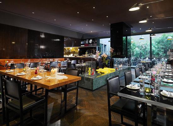 Hotel MANI: MANI Restaurant