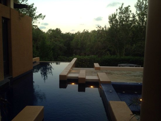 Banyan Tree Mayakoba: Sanctuary villa