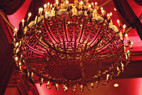 Red Square: Gorgeous Chandelier