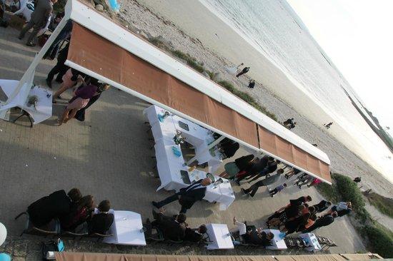 Les Mouettes: Vu du balcon