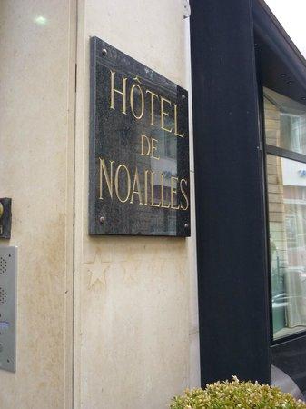 Golden Tulip Opera De Noailles: Hotel