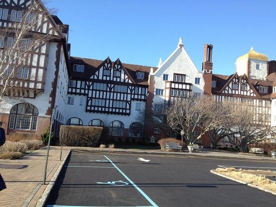 Montauk Manor: esterno