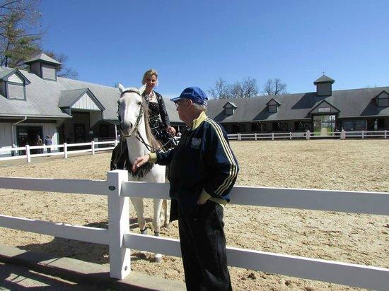 Kentucky Horse Park: Horse show