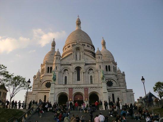 Basilique du Sacré-Cœur de Montmartre : Basilika