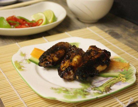 Cafe Revival: Chicken wings - Vietnamese 5 Course Taster Menu