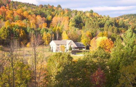 Yagna Inn Beautiful Fall Season