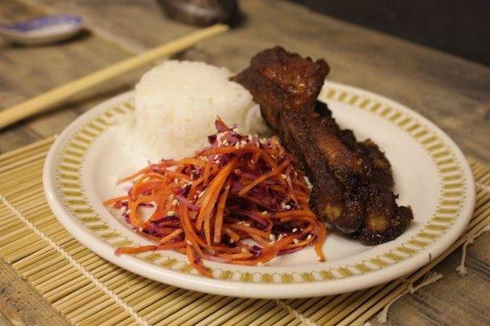 Cafe Revival: Grilled Pork Chops - Vietnamese 5 Course Taster Menu