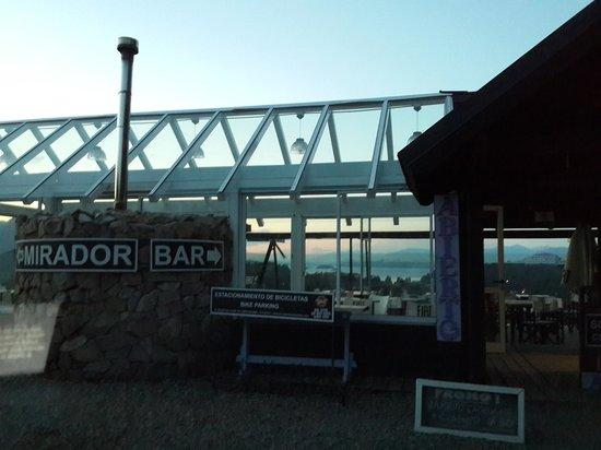 Punto Panorámico (Mirador & Bar): Entrada