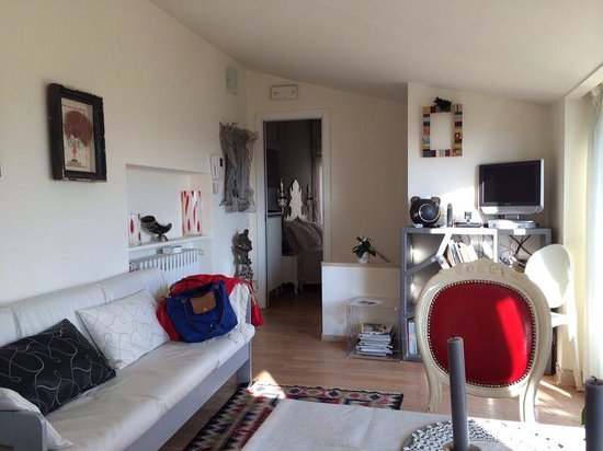 Mini Resort Fontana Maggiore: Living room