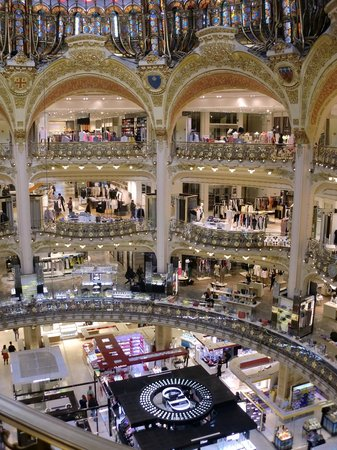 Galeries Lafayette: Galerie