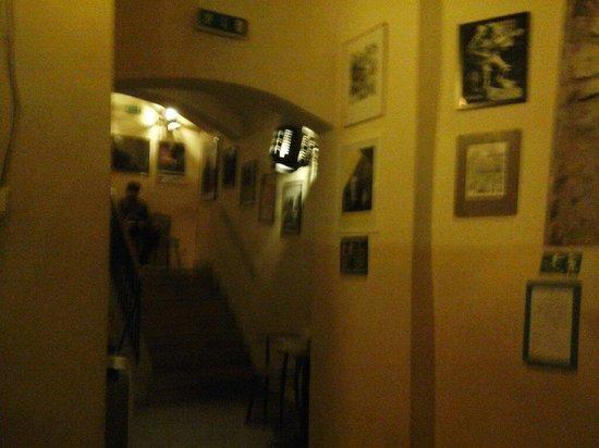 Jazz Club Ungelt: Nice!  In Prague,  it was cool baby.