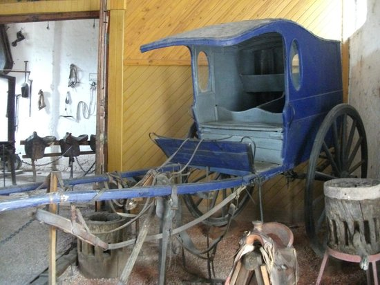 Museo del vino: One of exhibits