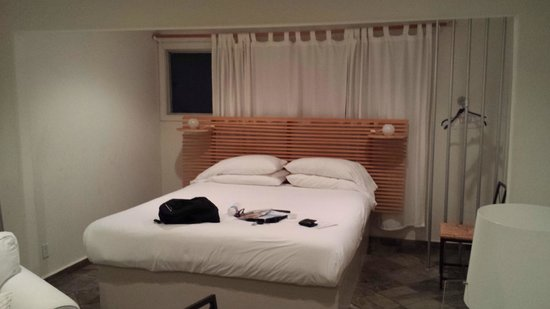 Seaview Hotel : Comfortable Bed