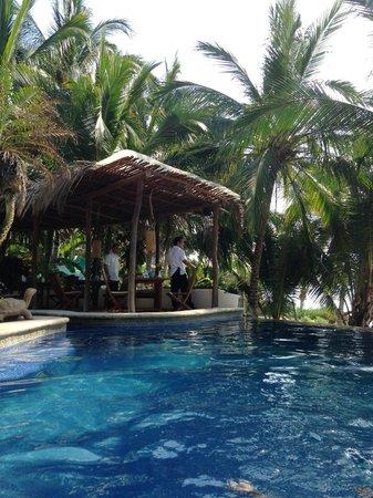 Playa Escondida: Pool