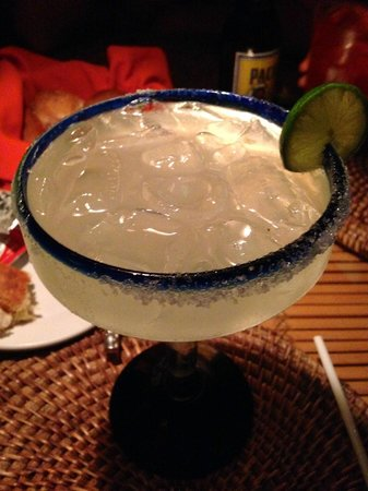 Playa Escondida: Marg's! Yum