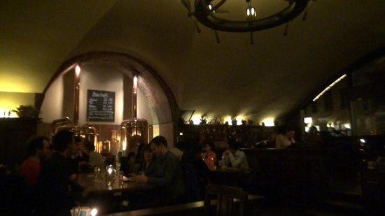 Brauhaus Lemke: Il ristorante
