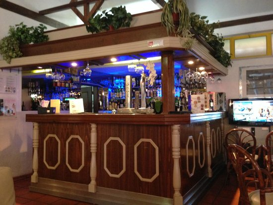 Pinhal do Sol Hotel: Bar