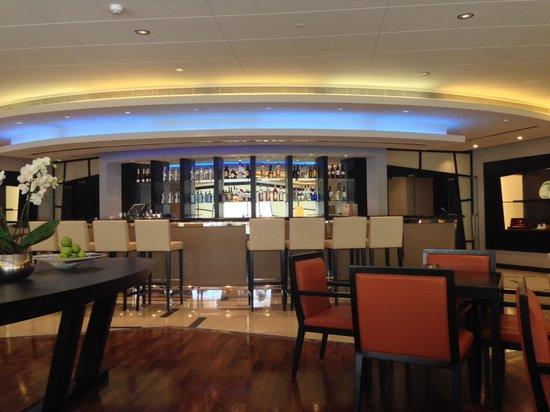 Fairmont Dubai : Fairmont Gold lounge