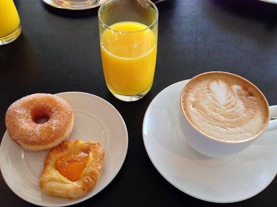 Fairmont Dubai : Fairmont Gold breakfast
