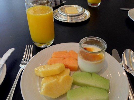 Fairmont Dubai: Fairmont Gold breakfast