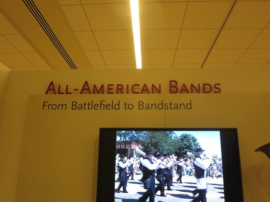 Musical Instrument Museum: American musical history