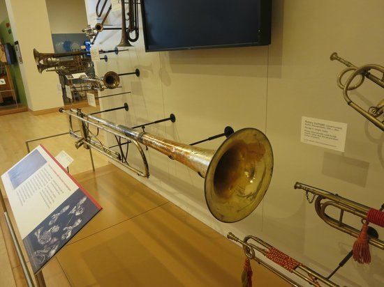 Musical Instrument Museum: you'll see every type of instrument