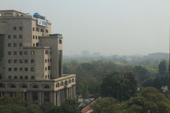 Shangri-La's Eros Hotel: View