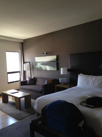 Andaz Napa: Great room