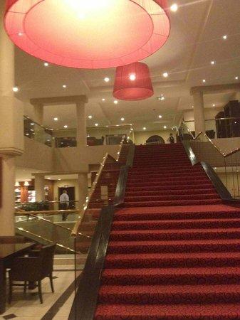 Van der Valk Hotel Haarlem : scale interne