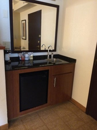 Hyatt Place Atlanta/Cobb Galleria: Wet bar