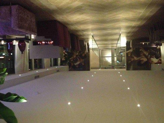Van der Valk Hotel Haarlem : corridoio