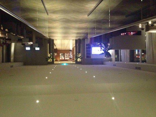 Van der Valk Hotel Haarlem : saletta interna