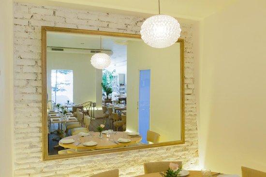 Naia: Sala / Dining area