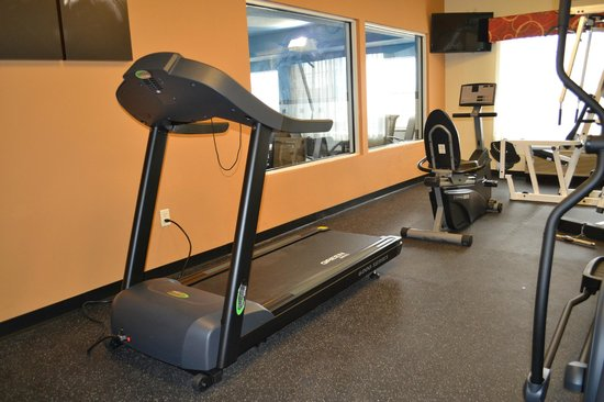 BEST WESTERN PLUS Fort Wayne Inn & Suites North : Fitness Center