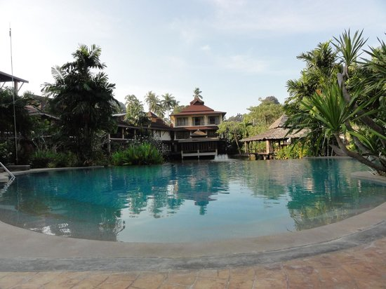Railay Princess Resort and Spa: la otra pileta