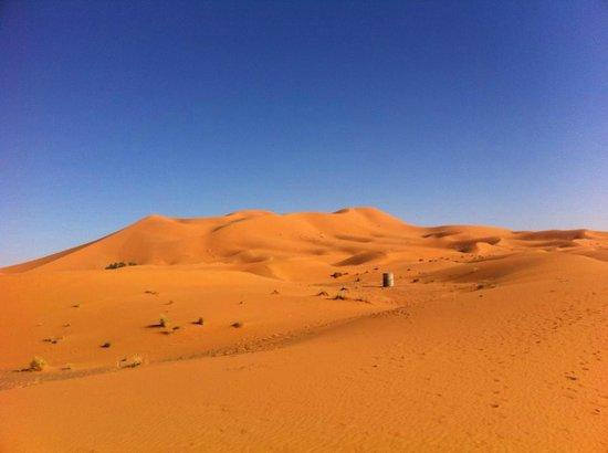 Desert Trips Morocco Day tours: hills