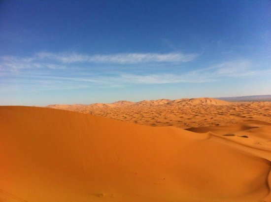 Desert Trips Morocco Day tours: sands
