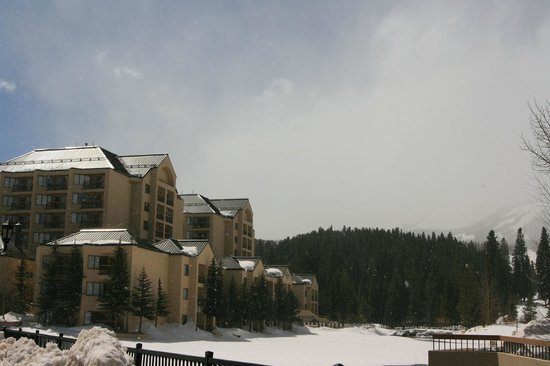 Marriott's Mountain Valley Lodge at Breckenridge: The resort
