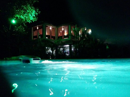 Sunrise Valley Resort : View in the night