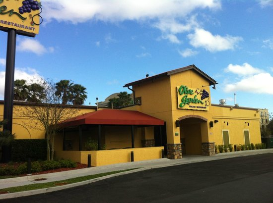 Olive garden brandon menu prices restaurant reviews - Olive garden locations in florida ...