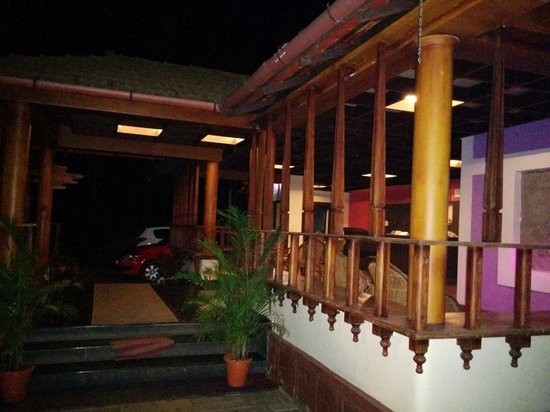 Sunrise Valley Resort : Reception entrance
