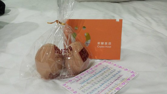 CityInn Hotel - Taipei Station Branch I: Pleasant surprise from the staff