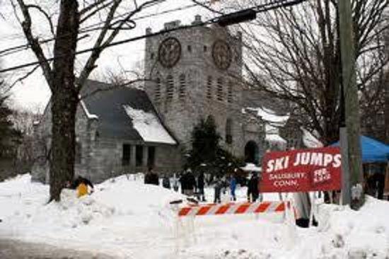 Salisbury Winter Sports Assn Jumpfest: Scoville