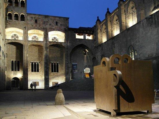 MUHBA バルセロナ歴史博物館