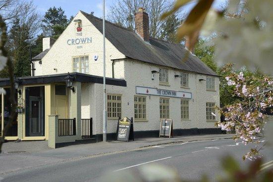 The Crown Inn: The exterior